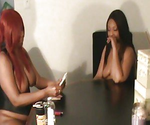 Redhead Ebony Videos